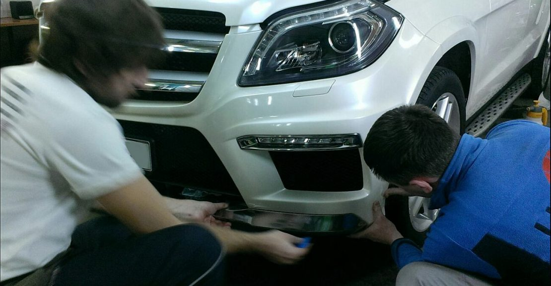 gallery mercedes gl protective 14