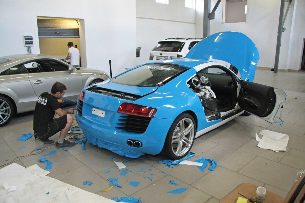 Стайлинг автомобиля: делаем машину еще лучше