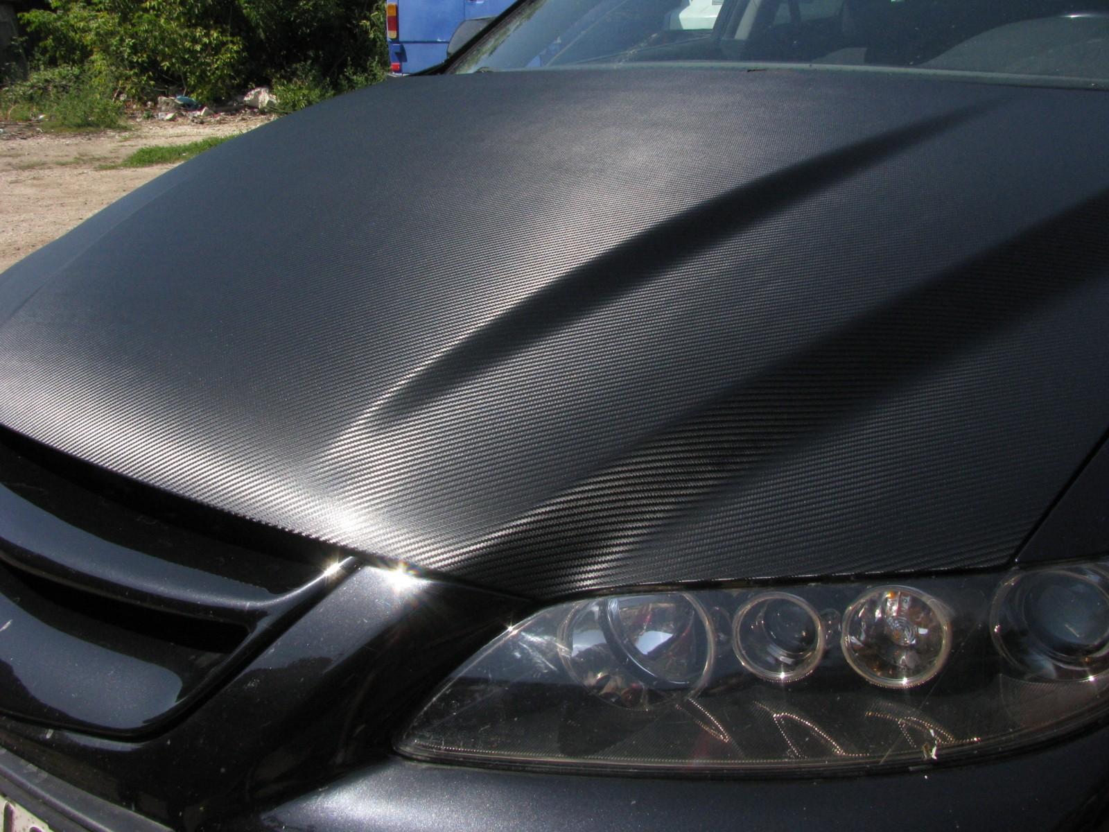 Карбон: преображаем и защищаем автомобиль