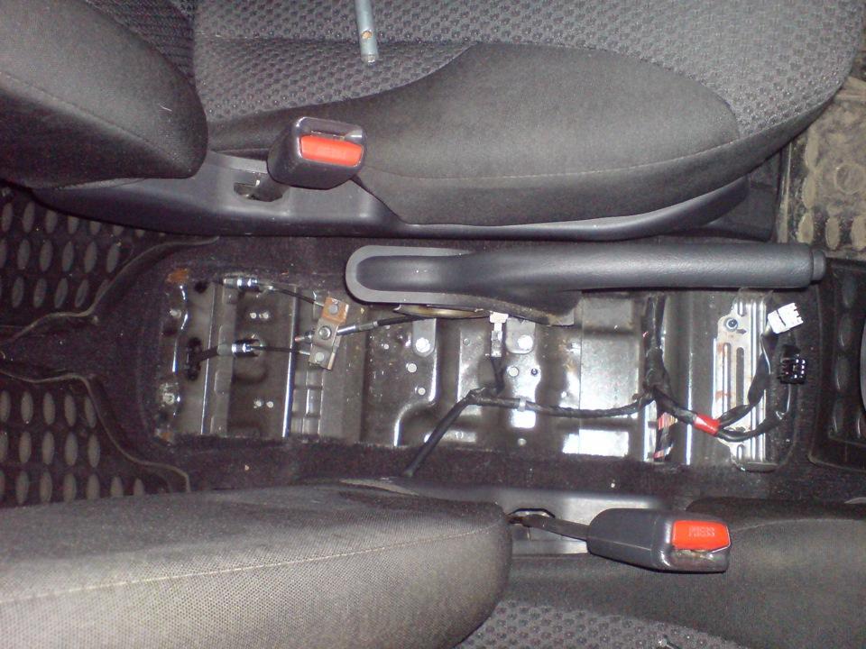 Ремонт стояночной тормозной системы