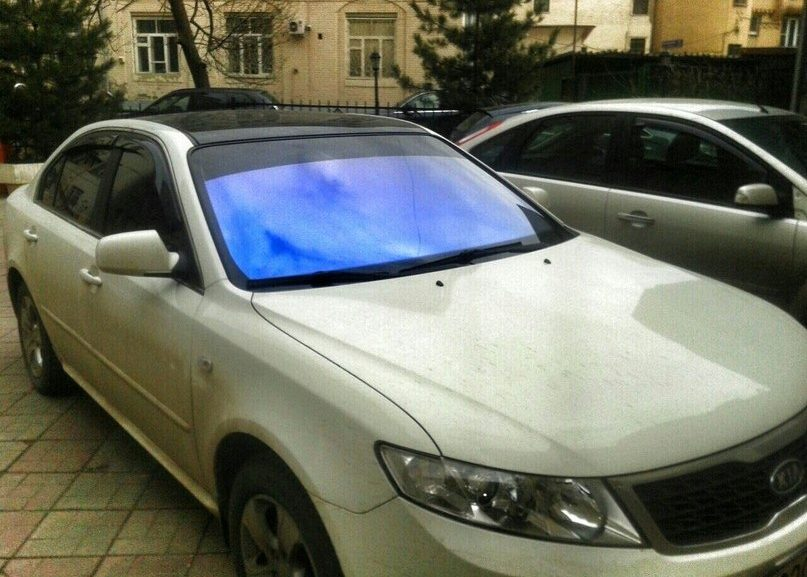 MYSTIQUE автоплёнка