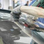 Защита лобового стекла пленкой clear plex в Одинцово